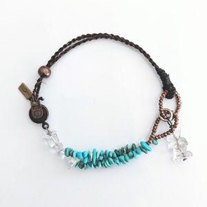 Anthropologie Beaded Bracelet